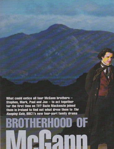 Radio Times Magazine - Brotherhood of McGann