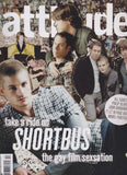 Attitude Magazine  - 152 - Shortbus mark gatiss john barrowman