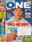 Number One Magazine 1992 Mark Wahlberg