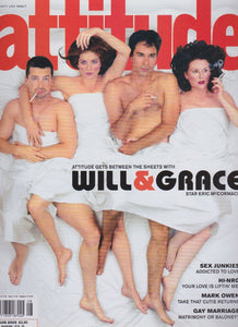 Attitude Magazine - 112 - Will and Grace take that