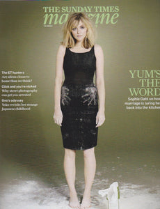 The Sunday Times Magazine - Sophie Dahl