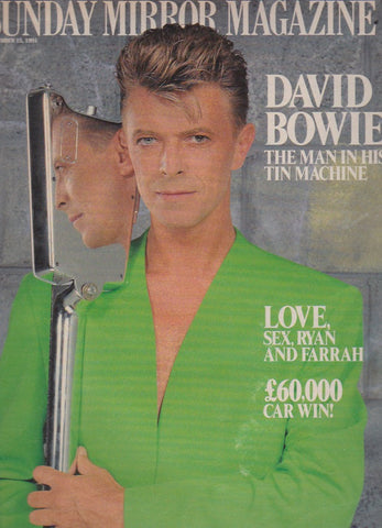 Mirror Magazine - David Bowie