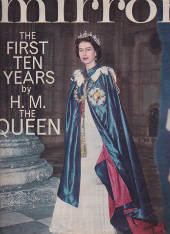 Woman's Mirror Magazine - Queen Elizabeth
