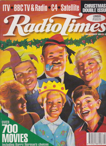 Radio Times Magazine - Christmas 1994