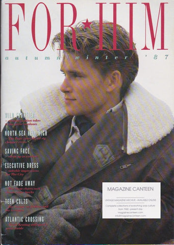 For Him Magazine - 1987 - issue 6