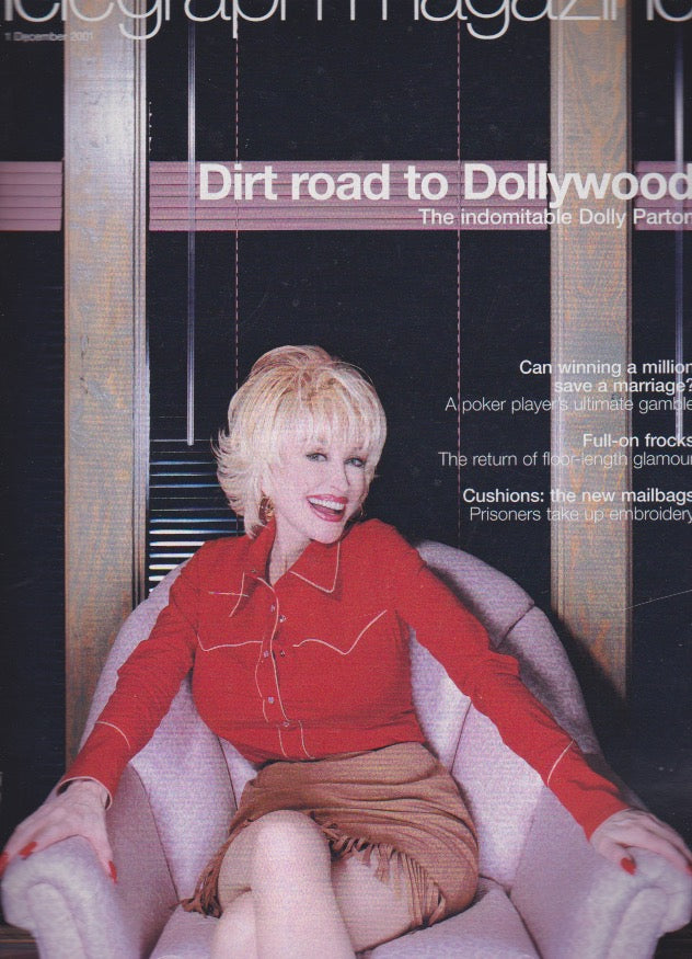 The Telegraph Magazine - Dolly Parton
