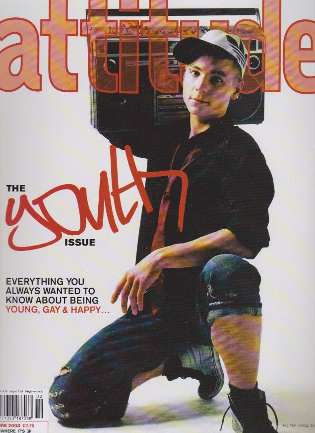 Attitude Magazine  - 106 - The Youth Issue