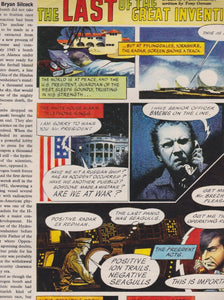 The Sunday Times Magazine - Frank Bellamy - Last of the great inventions