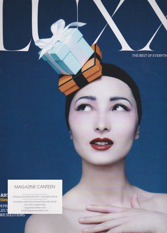 Luxx Magazine - Aine Campbell - Toby Stephens Pearl Lowe