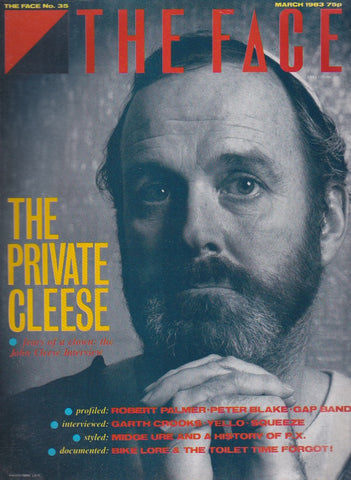 The Face Magazine - 1983  - John Cleese