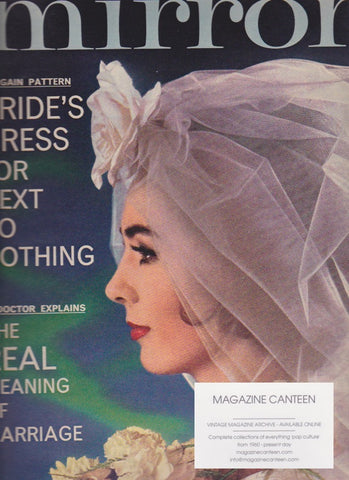 Woman's Mirror Magazine - 1962