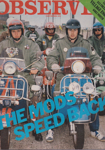 The Observer Magazine - Mods - Chris Steele Perkins