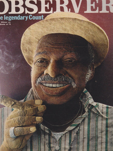 The Observer Magazine - Count Basie