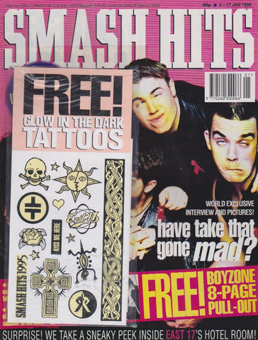 Smash Hits Magazine - Take That