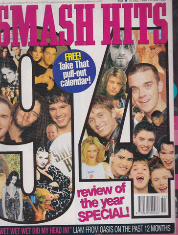 Smash Hits Magazine - Various