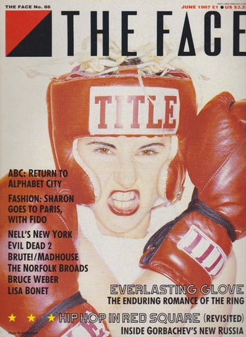 The Face 86 June 1987 - Richard Croft