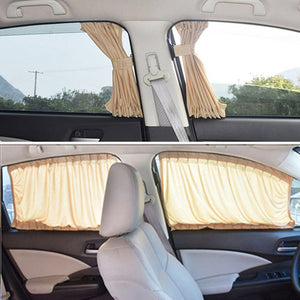 Car curtain sunshade