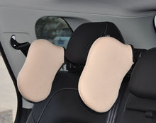 Load image into Gallery viewer, Travelling Car Headrest Sleeping Neck pillow Revolving Neck Rest Seat Headrest Cushion Pad Seat Support car ...Car sleep neck pillow