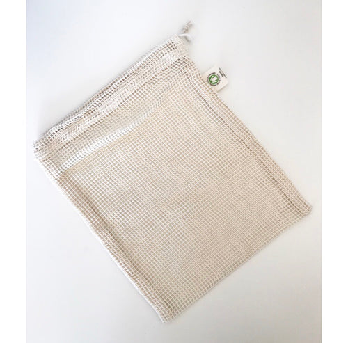 Save the Green Organic Cotton Mesh Produce Bag Small
