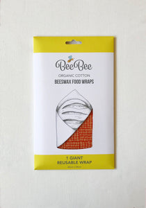 Beeswax Wrap - Giant x 1