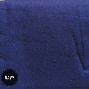 Navy Woven Fabric