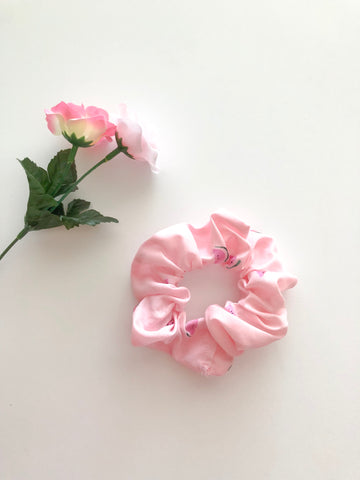 Sweet Melon Classic Scrunchies