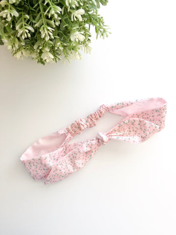 Baby Pink Flower Stretch