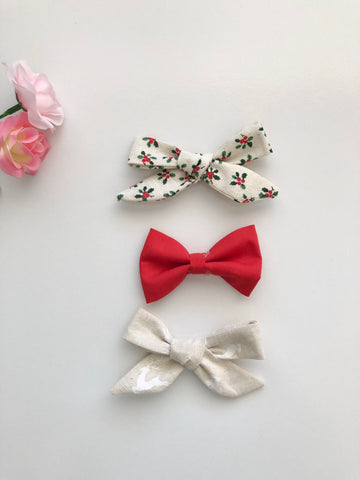 The Christmas Bow Collection