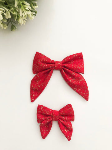 Christmas Sailor Bows