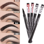 LULAA Waterproof Natural Eyebrow Pen
