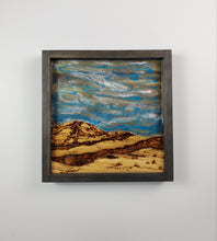 Load image into Gallery viewer, Wood Burned Sand Dunes