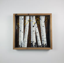 Load image into Gallery viewer, Fall Aspen Trees