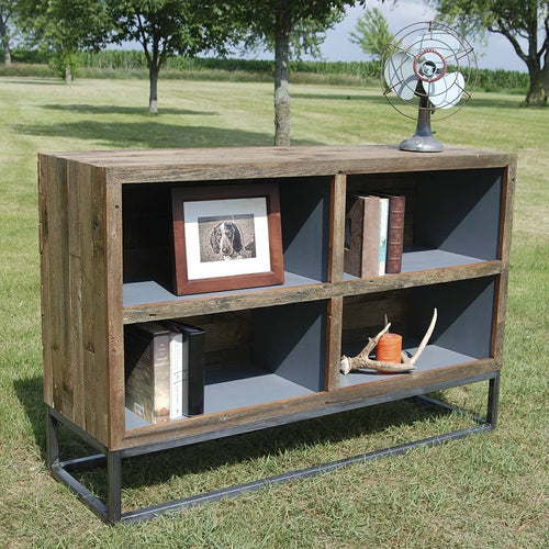 Reclaimed Shelf / Media Center