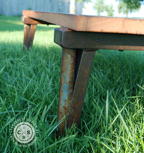 Reclaimed Coffee Table / Bench