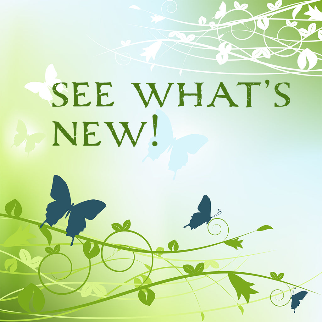 green butterflies see what is new at Wingsets