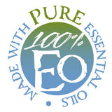 100% Pure Essential Oils in our Products