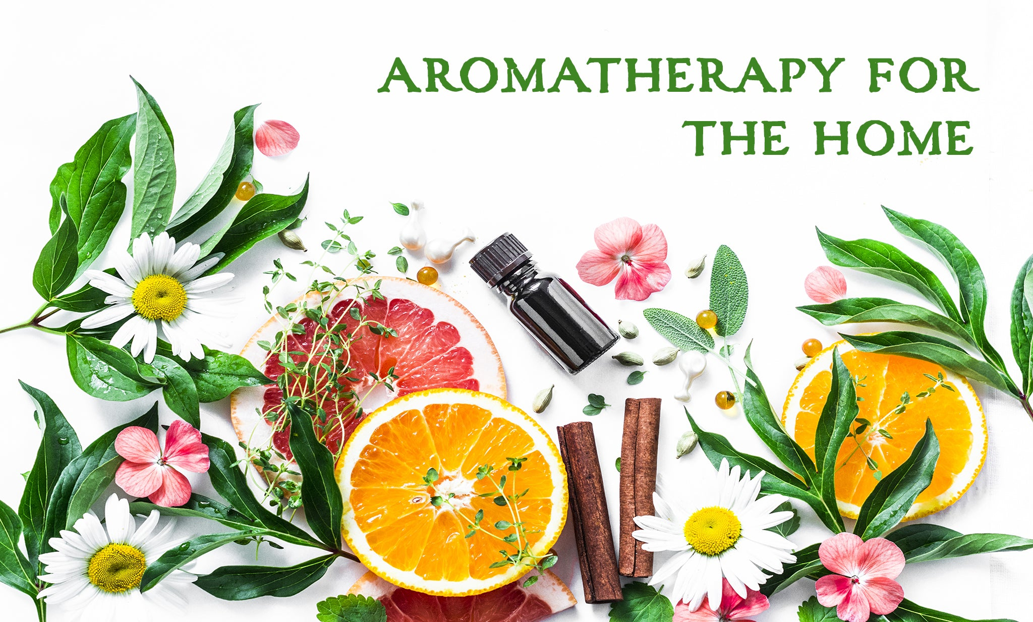 aromatherapy for the home using pure essential oils to clean and freshen
