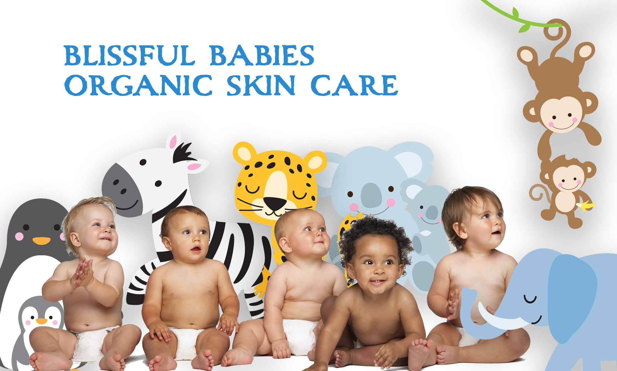 blissful babies organic natural skin care