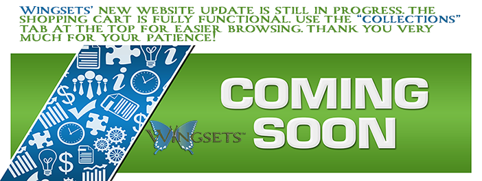 wingsets is updating the website coming soon