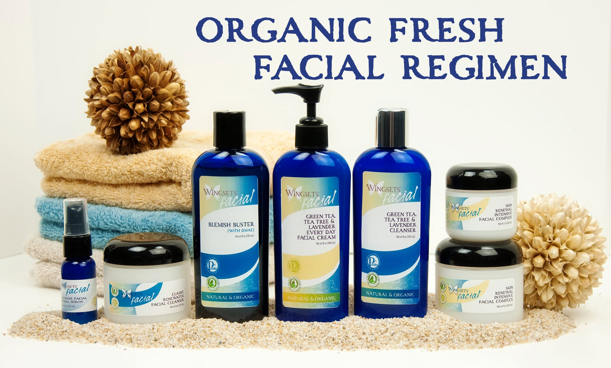 organic fresh natural skin care