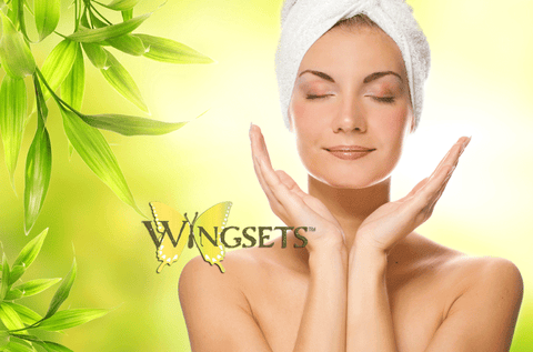 organic skin care at wingsets