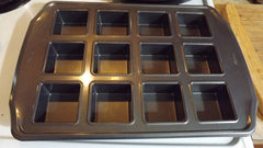wilton square muffin pan