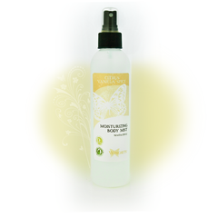 Women's Moisturizing Organic Body Mists