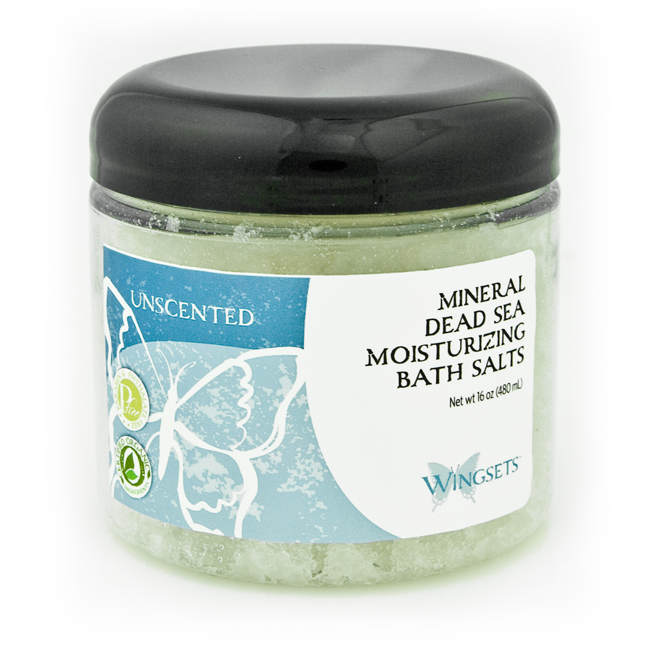 Totally unscented blend of the highest quality ingredients for a luxury bathing experience