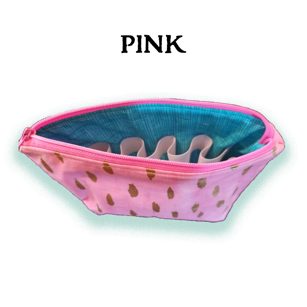 Essential Oil Carrying Cases - Pink