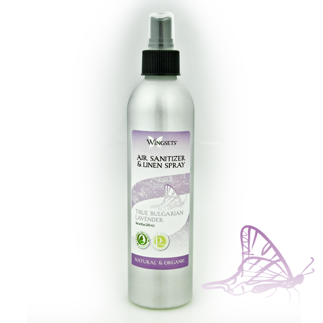 lavender aromatherapy room spray