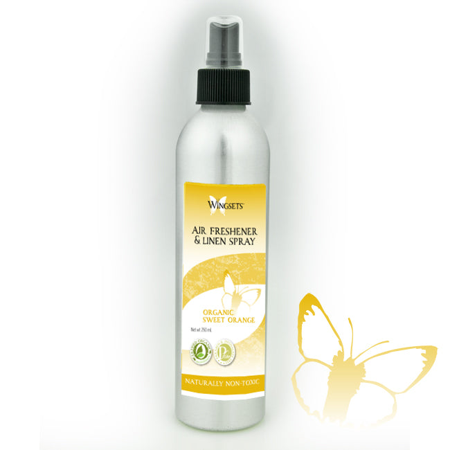 Air Freshener and Linen Spray - Sweet Orange
