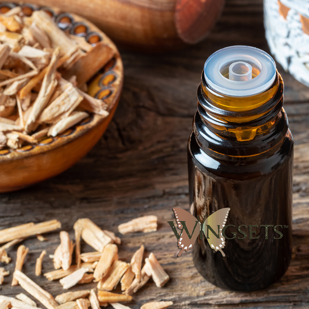 Cedarwood, Texas (Juniperus Mexicana) Essential Oil