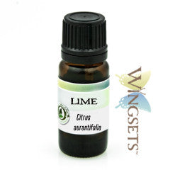 Lime (Citrus aurantifolia) Organic Essential Oil