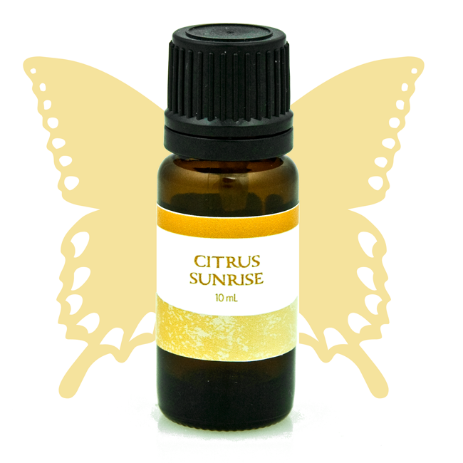 Citrus Sunrise Essential Oil